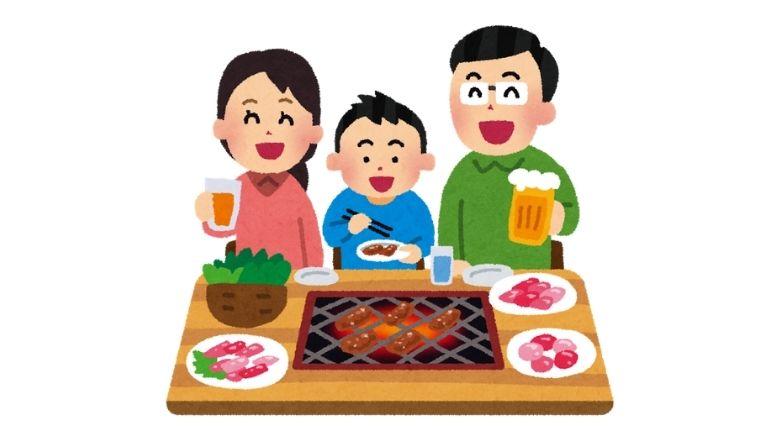 焼肉は何歳から食べられる_子供の焼肉デビュー時期