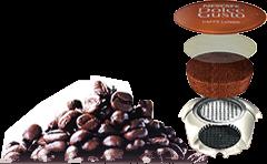 コーヒーカプセルの美味しさの秘密
