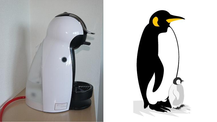 無料マシンとペンギンの比較