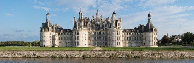 フランスのお城