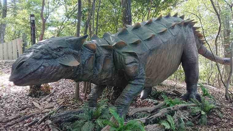 ディノアドベンチャー名古屋_恐竜